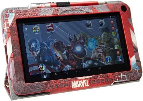 Tablet Para Niños Avengers Quad Core 8 Gb Android