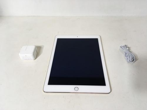 Tablet iPad Air 2 16 Gb Dorada Wifi Sin Cuentas