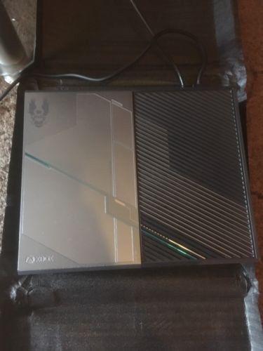Xbox one edición halo