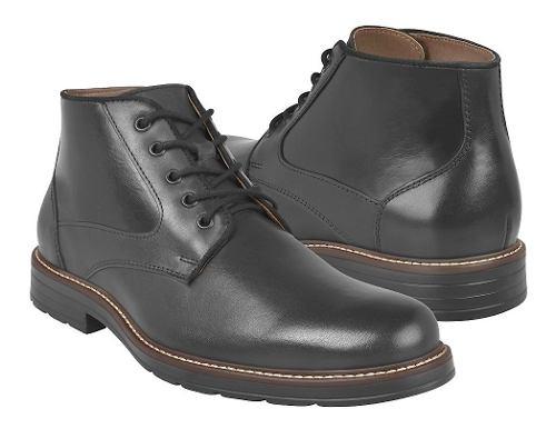 Zapatos De Vestir Para Caballero Flexi  Negro