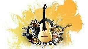 clases d eguitarra, canto, bateria, en cuajimalpa