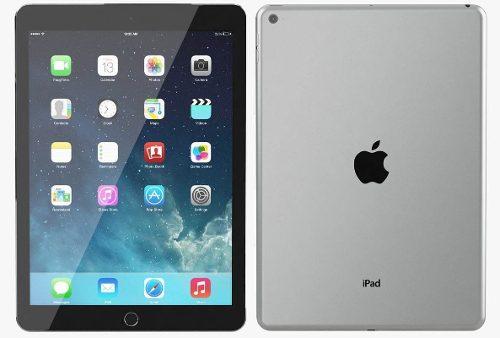 iPad Air 2 64 Gb Wifi Pantalla 9.7 Retina Id Huella A