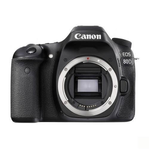 Camara Canon Eos 80d Cuerpo