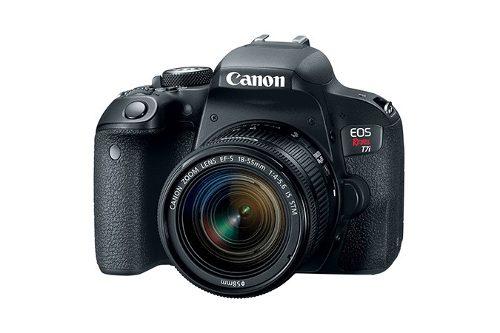 Camara Digital Canon Eos Rebel T7i mm Cuotas S/int