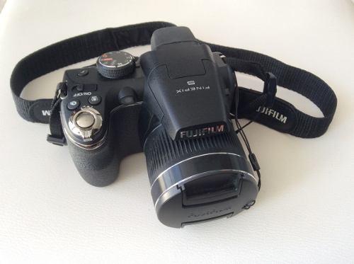 Camara Digital Hd Fujifilm Sx 14 Mg 3 Lcd Fotos-video