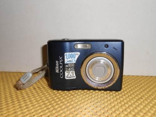 Camara Digital Nikon Coolpix L14 De 7.1 Mpgx (01)