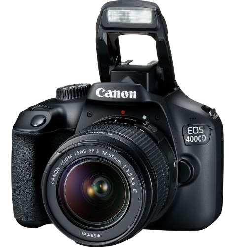 Canon Eos d Rebel Tmp Wifi Lente Ef-s Iii mm