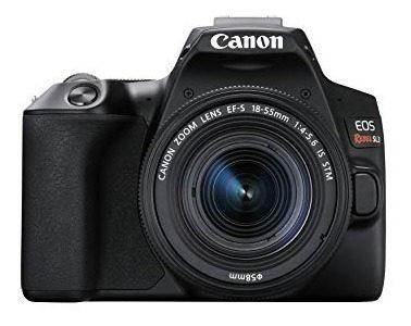 Cámara Canon Rebel Sl3 Con Lente mm -negro