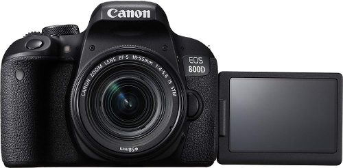 Cámara Canon Rebel T7i Eos 800d Digital Slr  Is Stm
