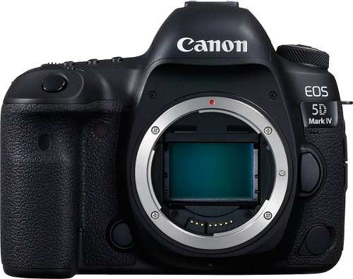 Cámara Digital Canon Eos 5d Mark Iv Sensor De Fotograma