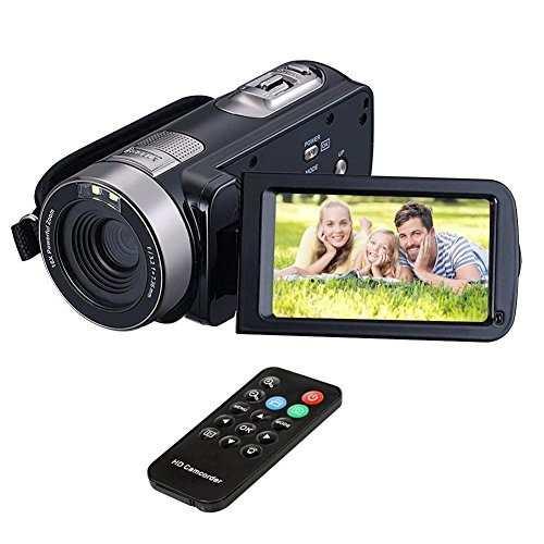 Cámara Digital Videocámara Diwuer Hd p Ir Night Vision