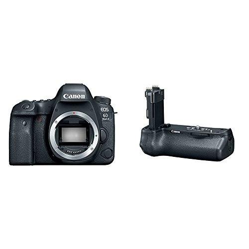 Cámara Dslr Canon Eos 6d Mark Ii Digital Slr Wifi Bluetooth