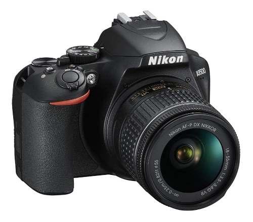 Cámara Nikon D Con Lente mm A-fp Nueva Y Sellada