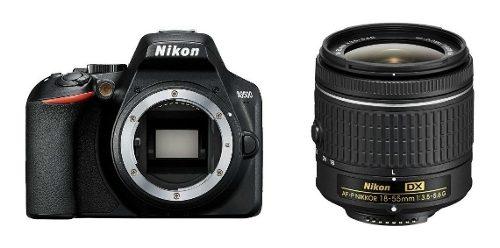 Cámara Nikon D Dslr Con Lente Af-p Dx Vr  Nueva
