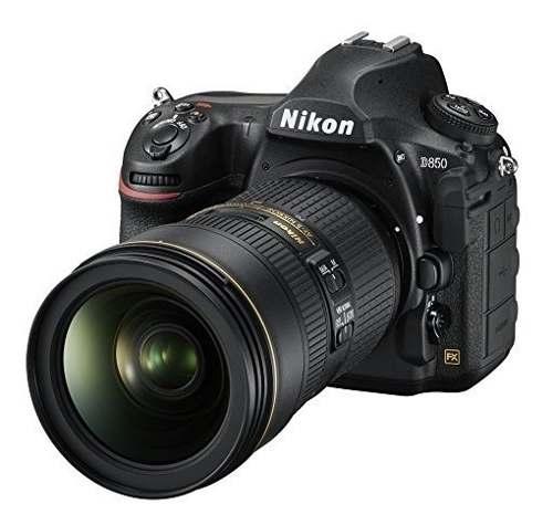 Cámara Nikon D850 Fx Digital Slr Nikkor mm -negro