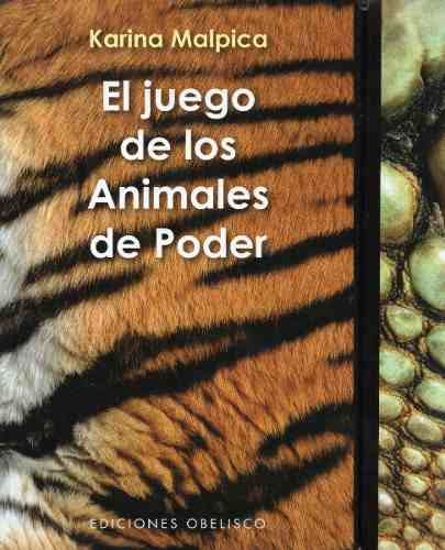 El Juego De Los Animales De Poder (libro Y Cartas)