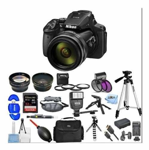 Kit Cámara Digital Nikon Coolpix Pmp Batería