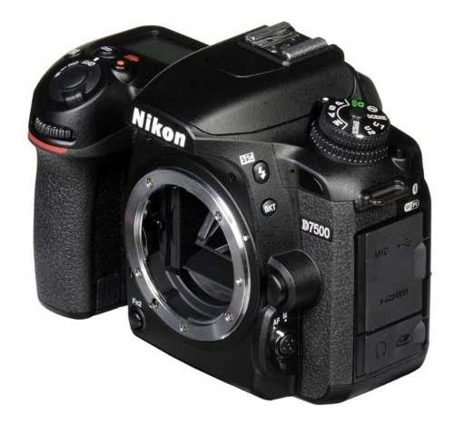 Kit Cámara Nikon D Con Lente mm, mm Y
