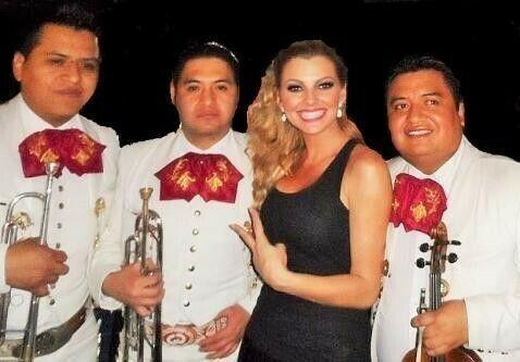 Mariachis en Anzures CDMX