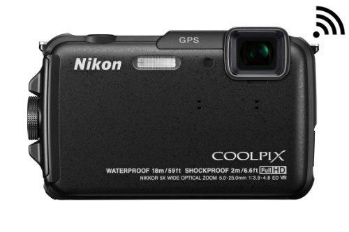 Nikon Coolpix Aw110 Wi Fi Y Cámara Digital Prueba De Imperm