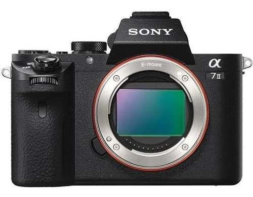 ¡nueva! Cámara Sony A7ii / A7 Ii / A7mk2 Cuerpo Unicamente