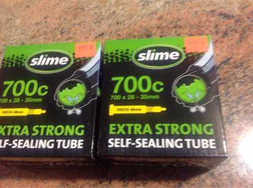 2 Camaras Slime 700xmm Presta Pivote