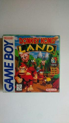 2 Juegos De Colección Donkey Kong Land 1, 2, En Caja