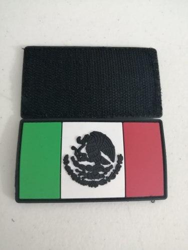 3pz Parche Mexico De Pvc Pegote Contactel Envio Gratis