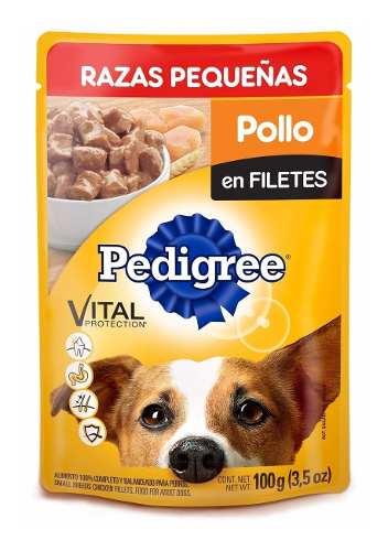 Alimento Para Perro Pedigree Pollo Adulto 100 Gr