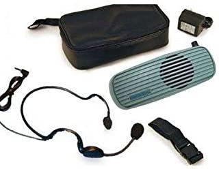 Amplificador De Voz Chattervox Con Auriculares Con Micrófon