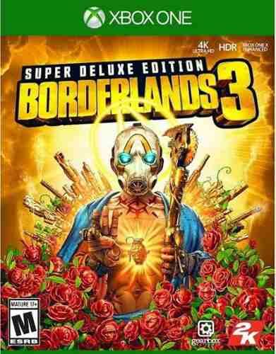 Bonderlands 3 Súper Deluxe Edición Xbox One