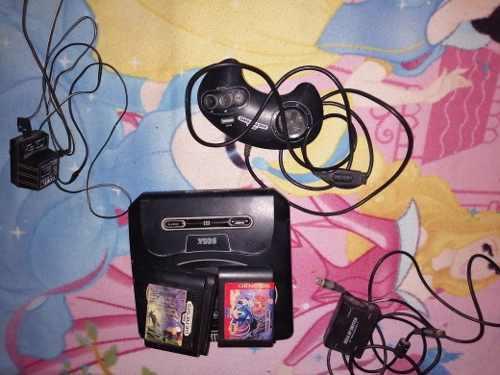 Consola De Videojuegos Sega