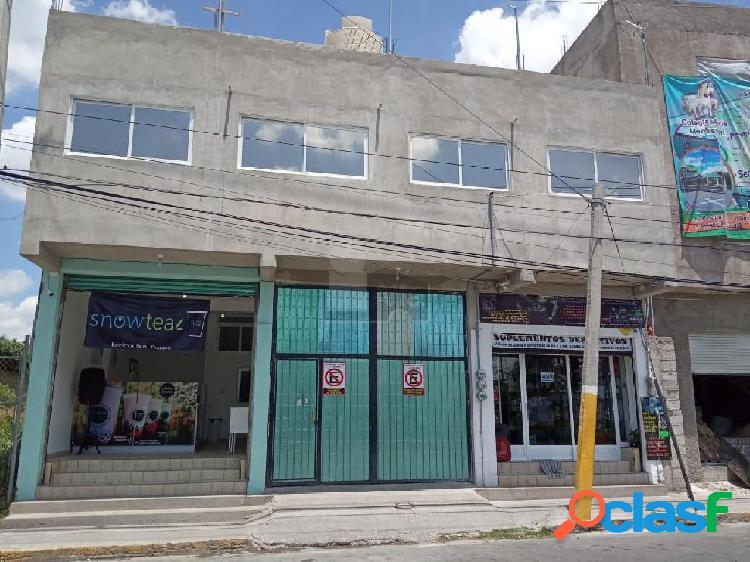 Departamento en renta en Santa Cruz de Arriba, Texcoco,
