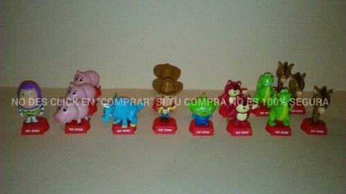 Figuras Miniatura Toy Story Huevo Sorpresa Chimos