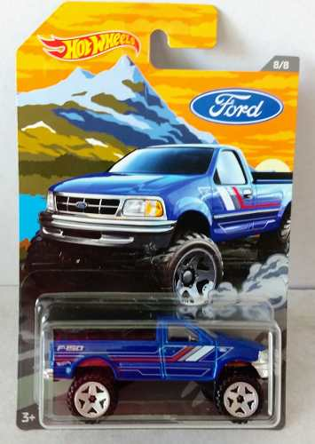 Ford F150 Hot Wheels Hw Coleccion Ford