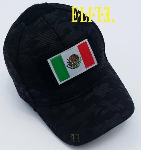 Gorra Táctica E.l.i.t.e® Negro Camuflage