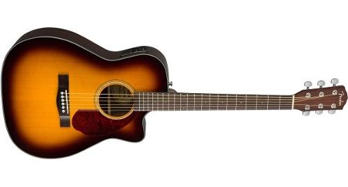 Guitarra Electro-acústica Fender Cc140sce Sombrea