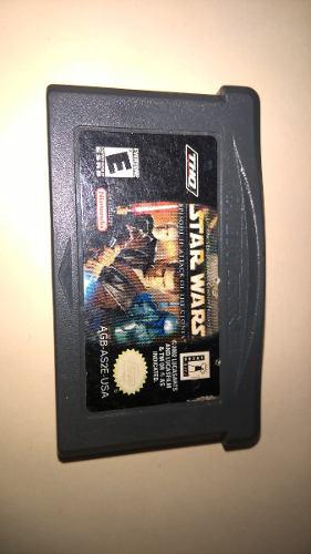 Juego Gba Star Wars Episode 2 Attack Of The Clones