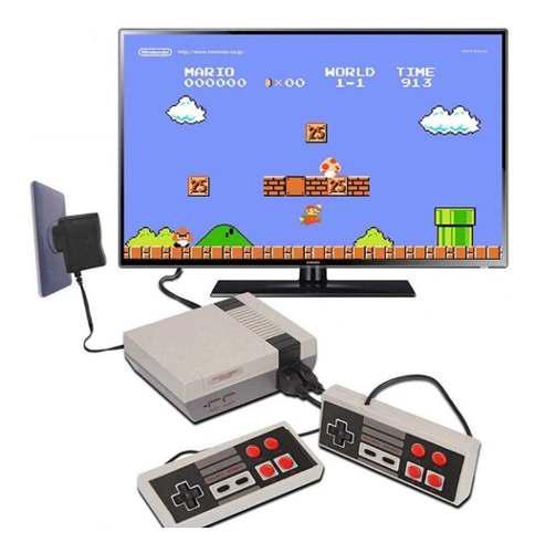 Mini Consola Clásico De Videojuegos Con 620 Juegos Mayoreo