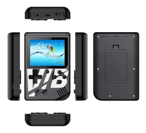 Mini Consola Portátil De Videojuegos Vibratoria Juego De