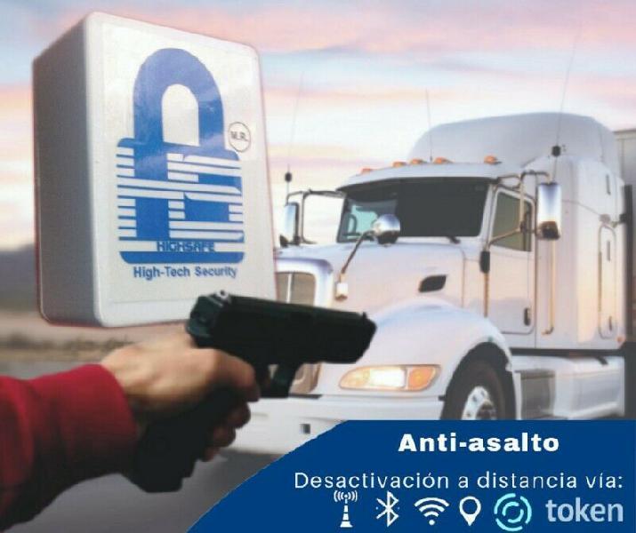 Modulo De Ati-asalto Para Autos Y Tracto Camiones