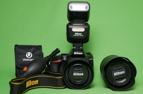 Nikon D Kit (35mm mm)
