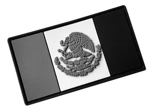 Parche Insignia Táctico Militar Gotcha Bandera México