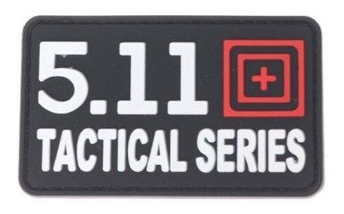Parche Tactico Militar Pvc Bordado Paramedico Contactel