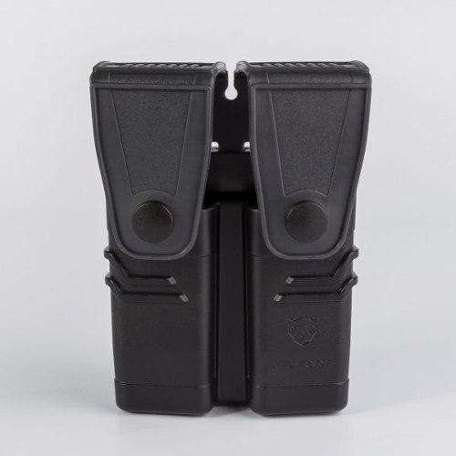 Porta Cargadores De Polímero Milfort Con Tapa Envío Gratis