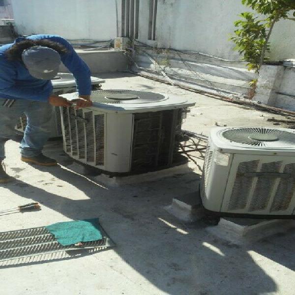 Servicio de reparación y mantenimiento de aires