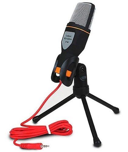 Shoptech Micrófono Condensador Profesional Con Tripié