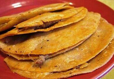 Tacos de Canasta, los originales de Tlaxcala