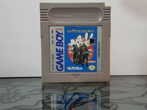 Video Juego Ghostbusters 2 Game Boy Nintendo Envio Incluido