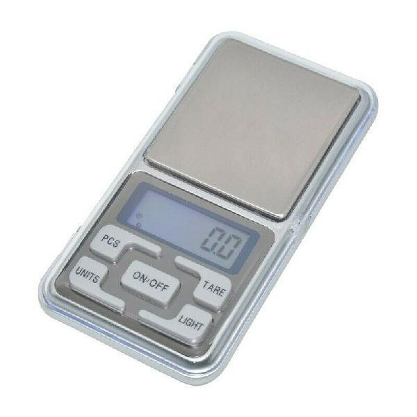 YL TRD Báscula de precisión para cocina Bascula Digital